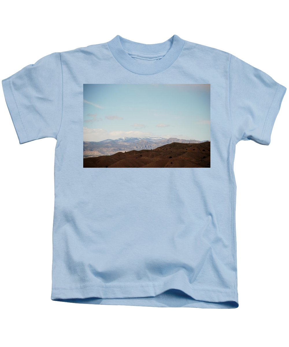 Desert Kids T-Shirt featuring the photograph Beautiful New Mexico by Rob Hans