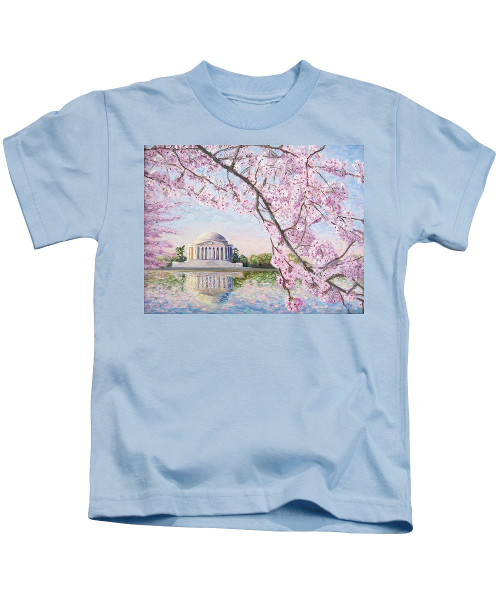 Tidal Basin Kids T-Shirts