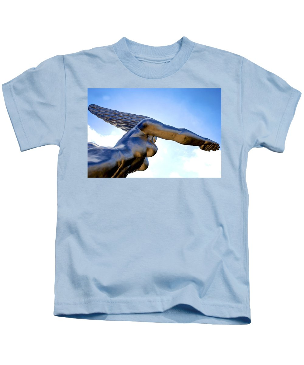 Nude Kids T-Shirt featuring the photograph Contralto 19 by Charlie Brock