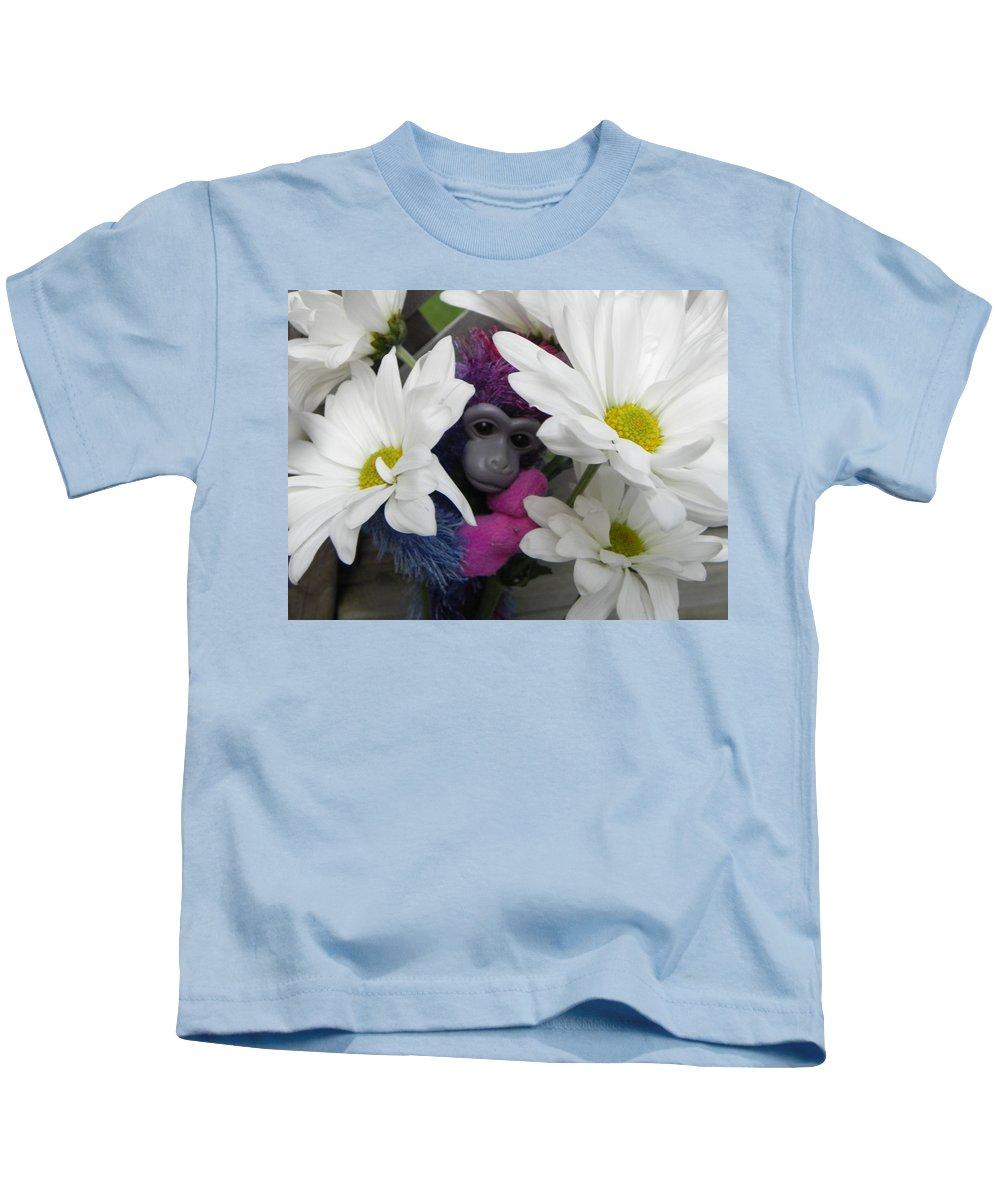 Kazoo Kids T-Shirt featuring the photograph Dasies And Kazoo by Juanita Albert