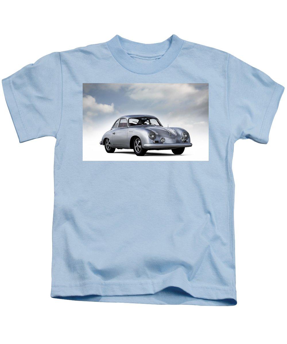 Vintage Kids T-Shirt featuring the digital art Outlaw 356 by Douglas Pittman