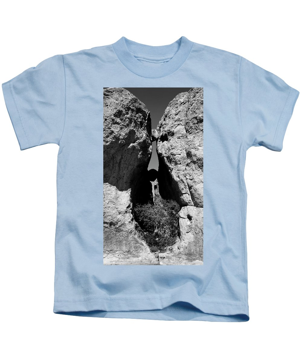 Refugio Kids T-Shirt featuring the photograph Refugio by Skip Hunt