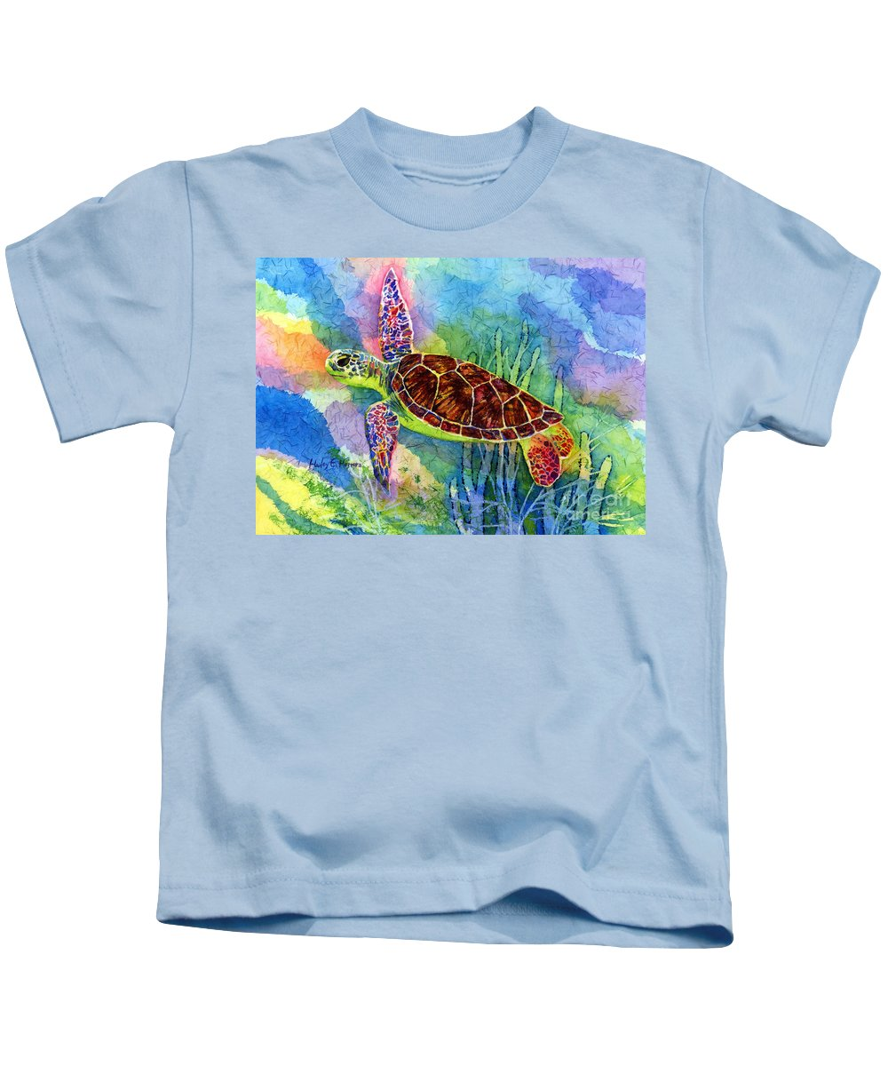 Tranquility Paintings Kids T-Shirts