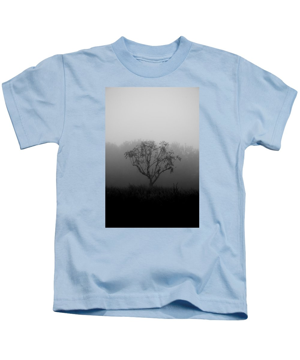 Trees Kids T-Shirt featuring the photograph Trees In The Midst No. 08 by Pictorial Decor