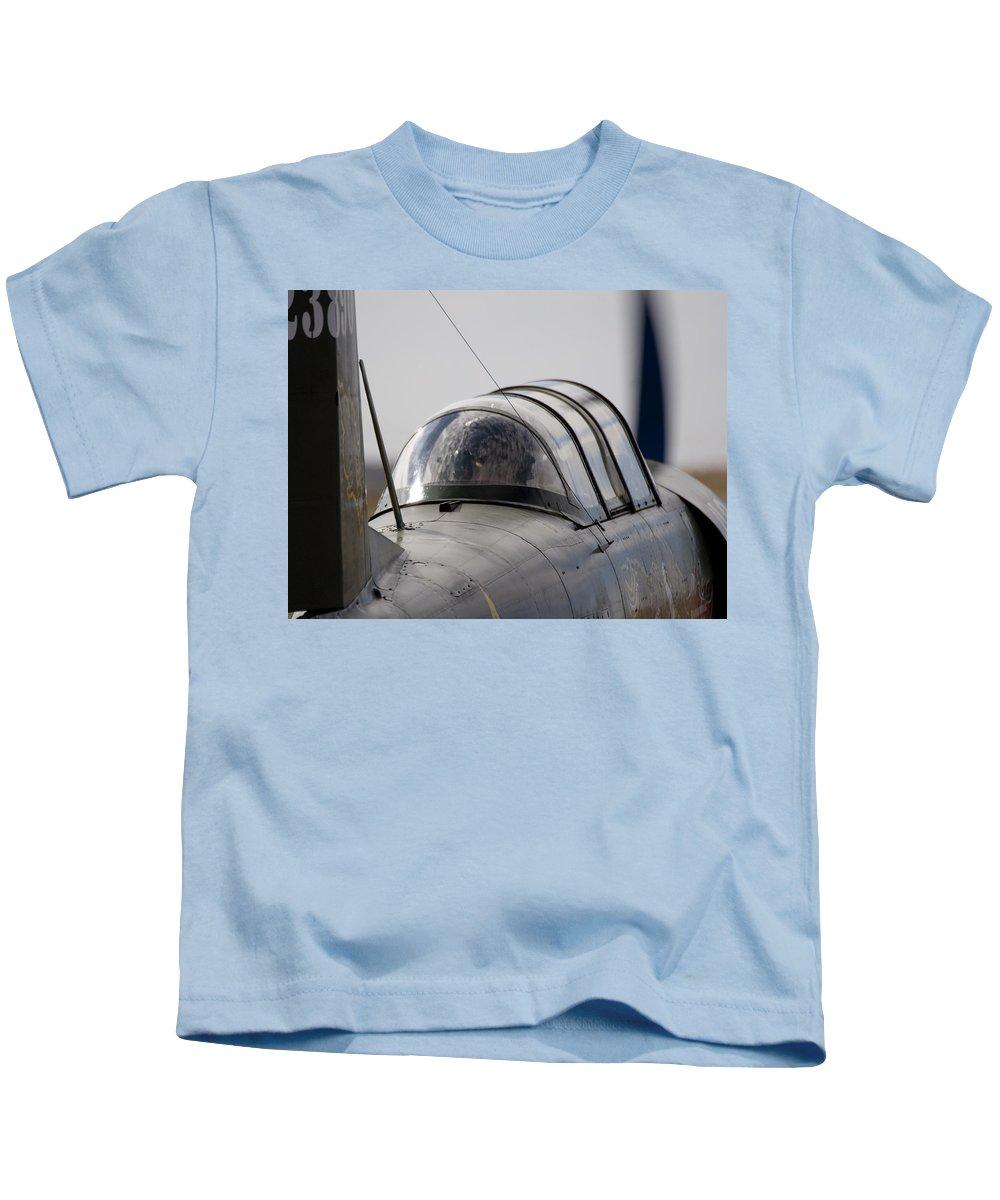 Yak Kids T-Shirt featuring the photograph Yak Yak by Paul Job