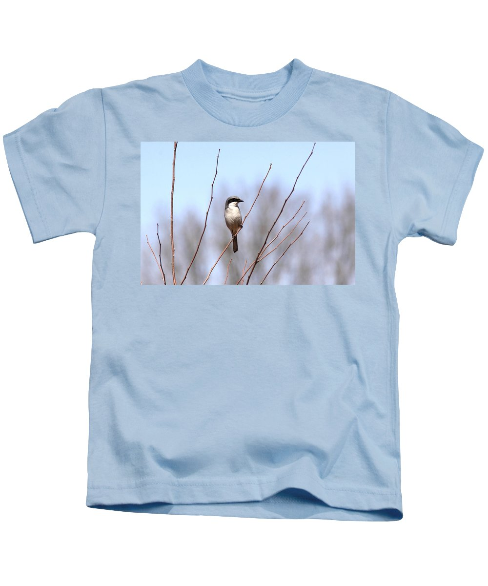 Kids T-Shirt featuring the photograph Logger by Travis Truelove