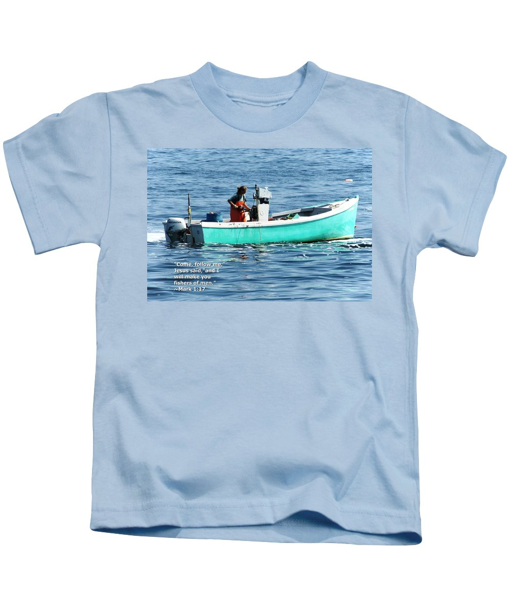Mark Kids T-Shirt featuring the photograph Mark 1 V17 by Joe Faherty
