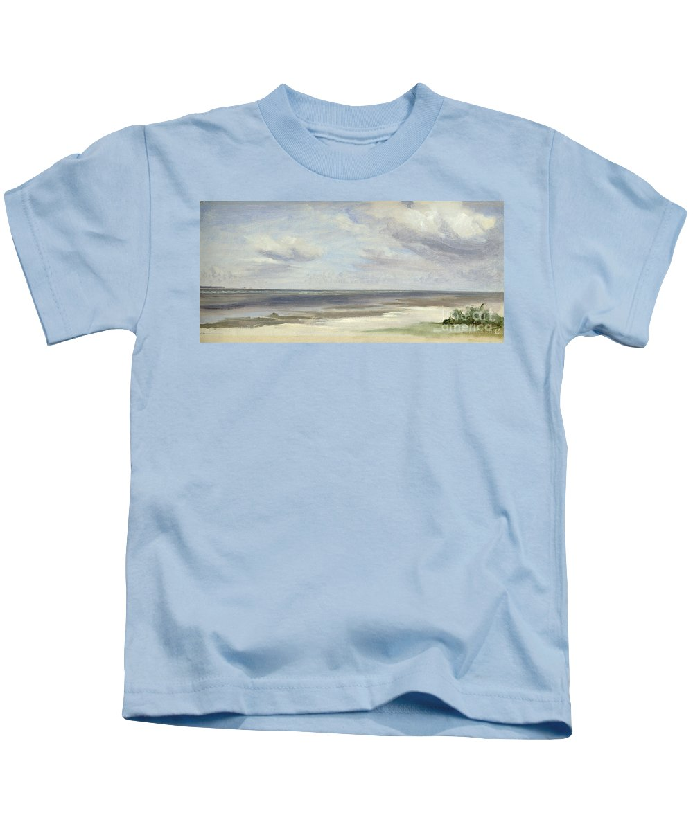 Baltic Sea Paintings Kids T-Shirts