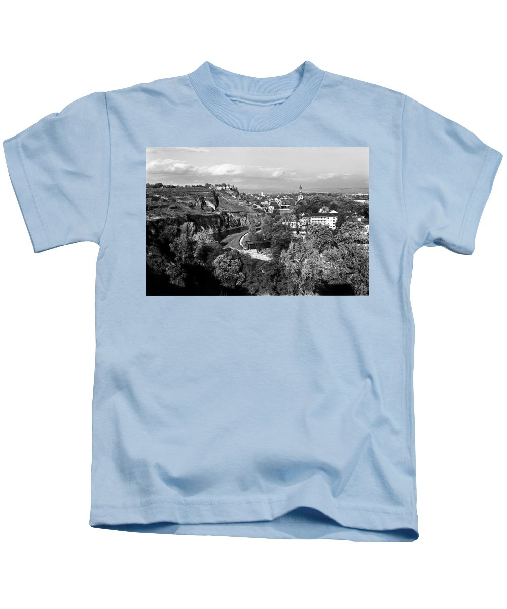 Kids T-Shirt featuring the photograph Bad Kreuznach 8 by Lee Santa