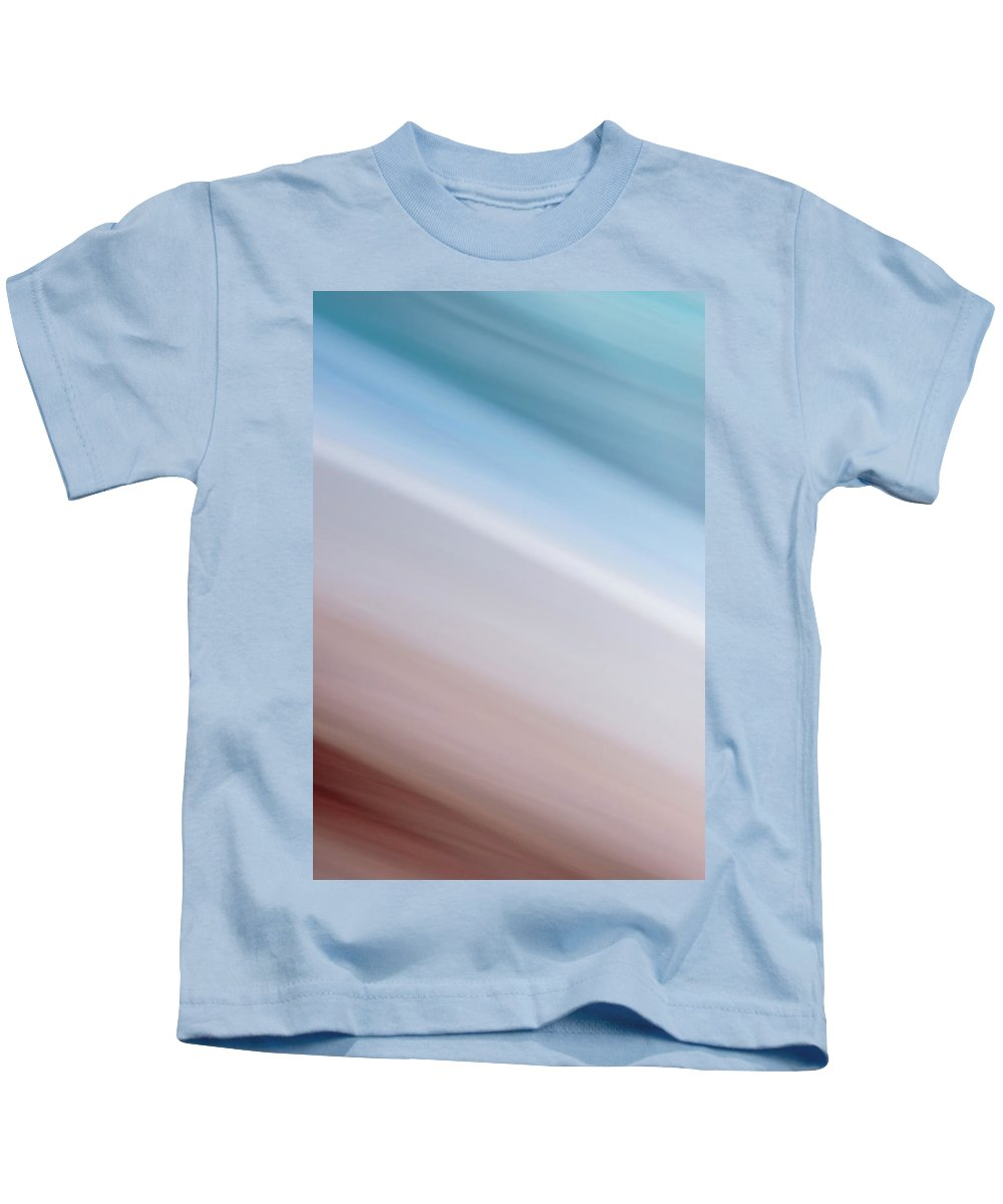 Abstract Kids T-Shirt featuring the photograph Blurred #10 by Michael Niessen
