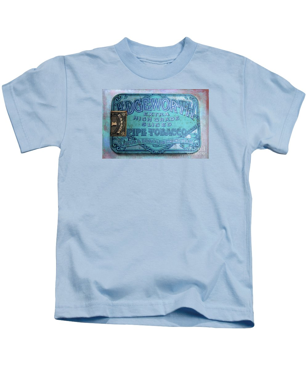 Tobacco Kids T-Shirt featuring the photograph Extra High Grade Sliced by Nina Silver