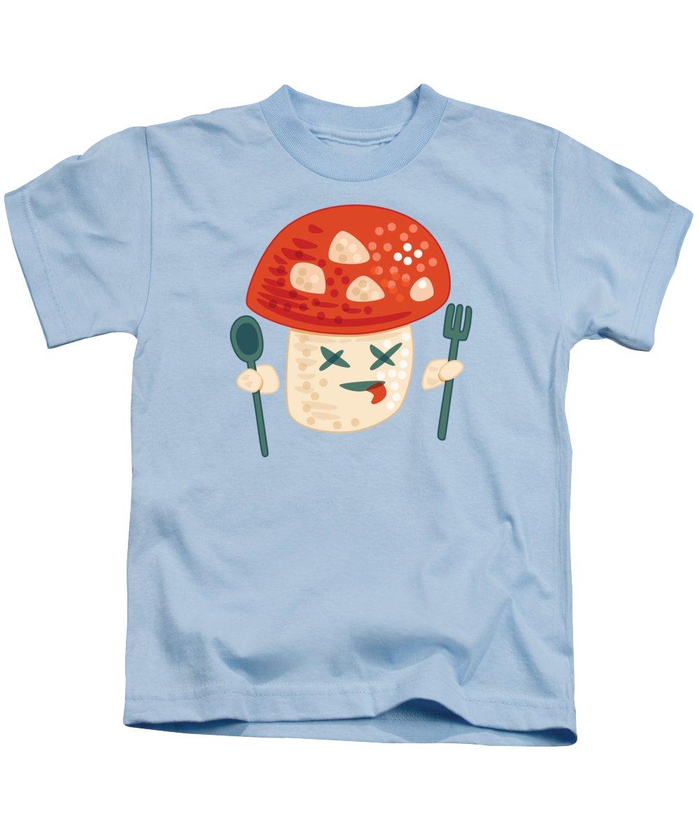 Fungus Kids T-Shirts