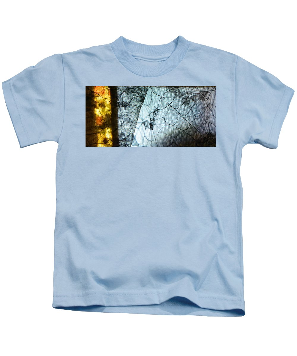 Silk Kids T-Shirt featuring the photograph Graceful by Josephine Buschman