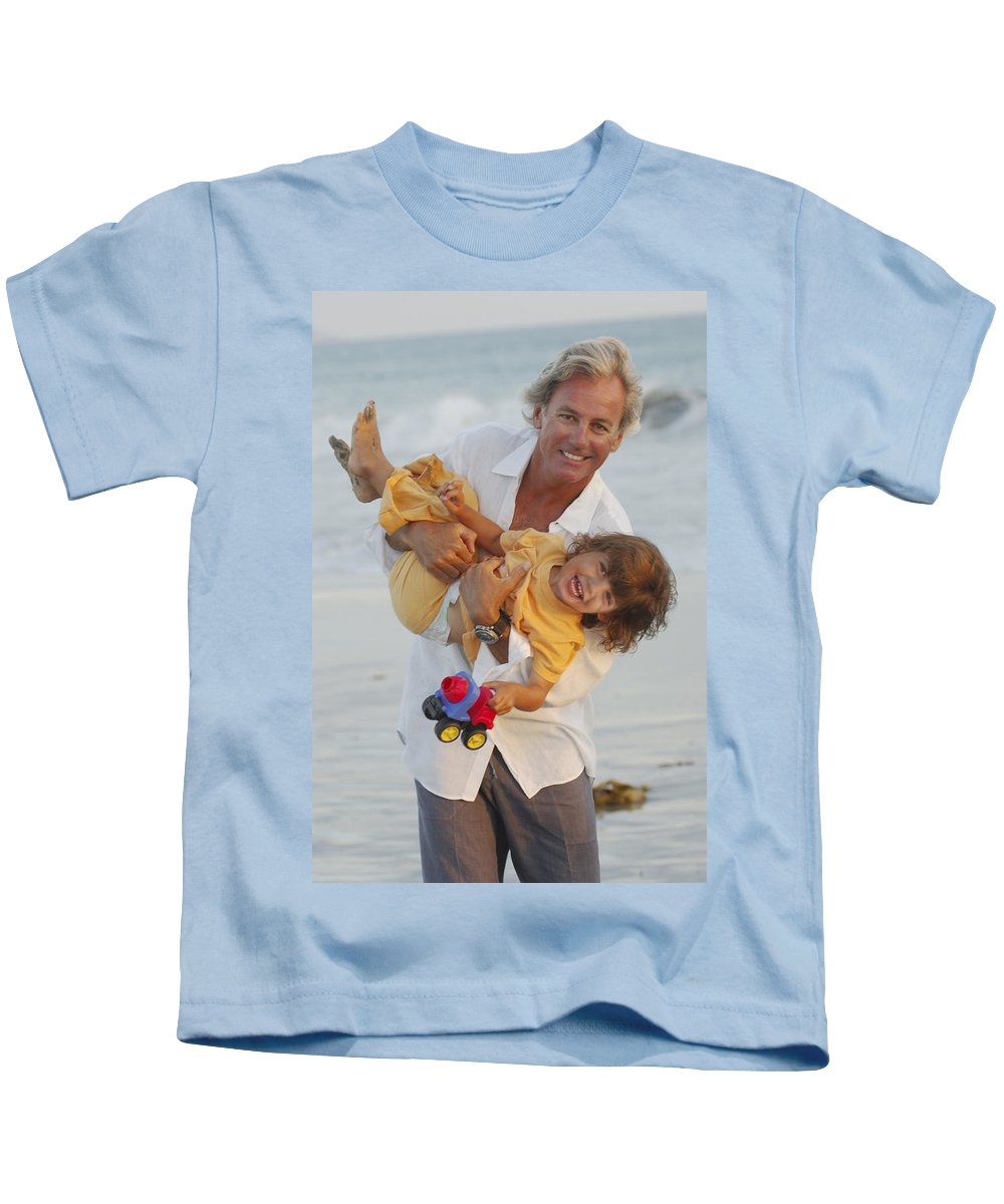 Happy Contest Kids T-Shirt featuring the photograph Happy Contest 5 by Jill Reger