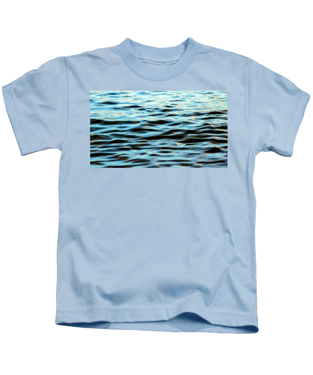 Calm Kids T-Shirt featuring the photograph Harmony by Stelios Kleanthous