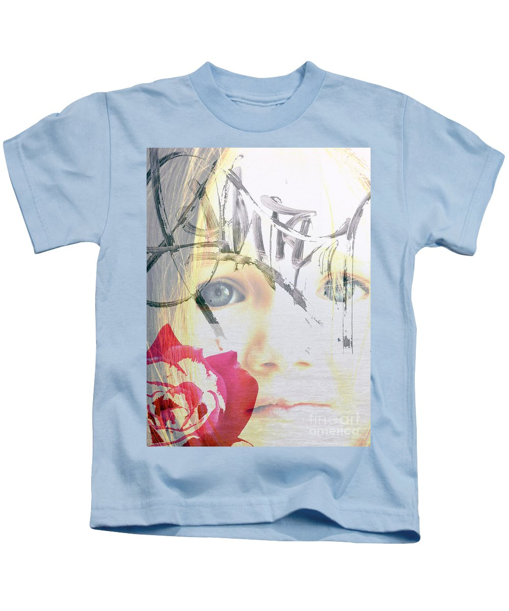 Modern Kids T-Shirt featuring the photograph Hope For The Future by Amanda Barcon