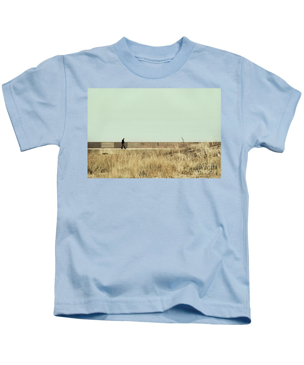 Dipasquale Kids T-Shirt featuring the photograph I Remember What We Said by Dana DiPasquale
