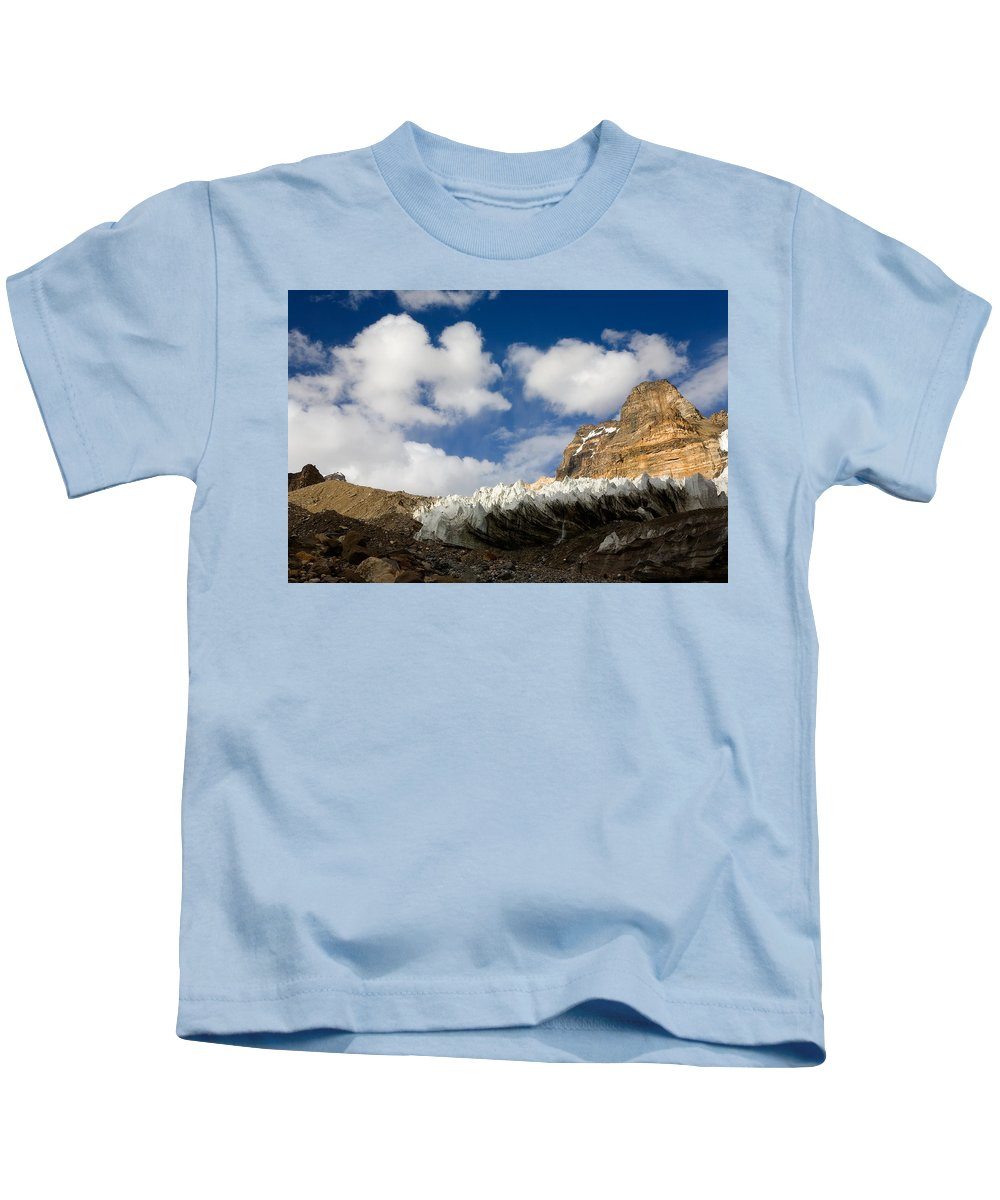 Beautiful Kids T-Shirt featuring the photograph In The Sky And On The Earth by Konstantin Dikovsky