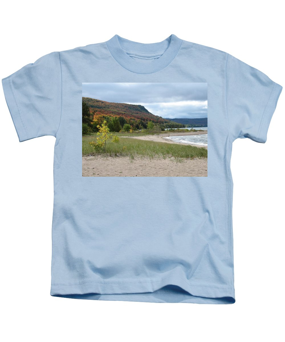 Beach Kids T-Shirt featuring the photograph Independence by Kelly Mezzapelle