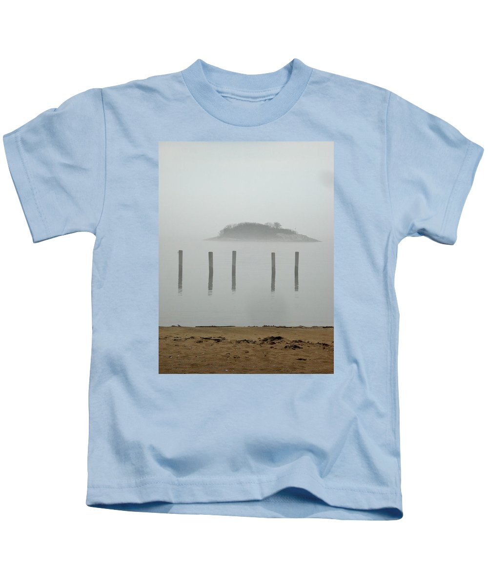 Landscape Kids T-Shirt featuring the photograph Level 5 by Nelson F Martinez