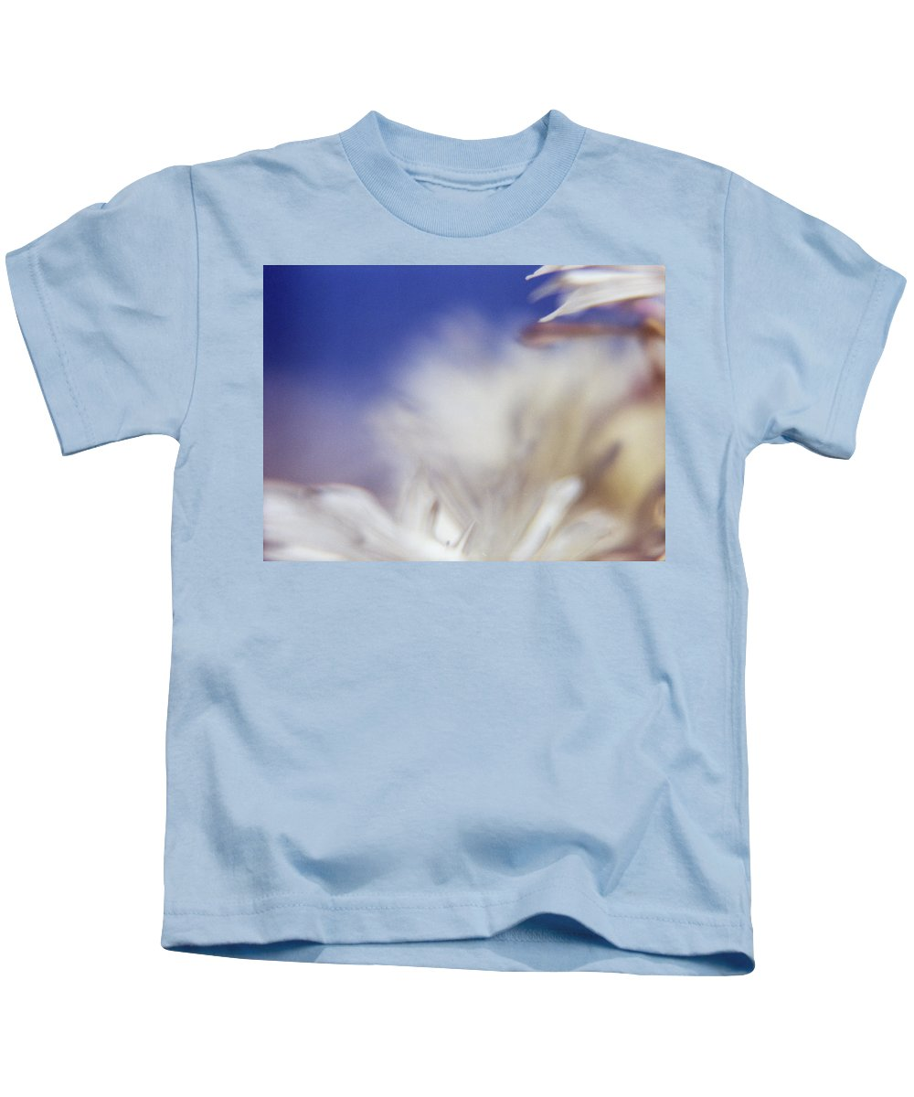 Flower Kids T-Shirt featuring the photograph Macro Flower 1 by Lee Santa
