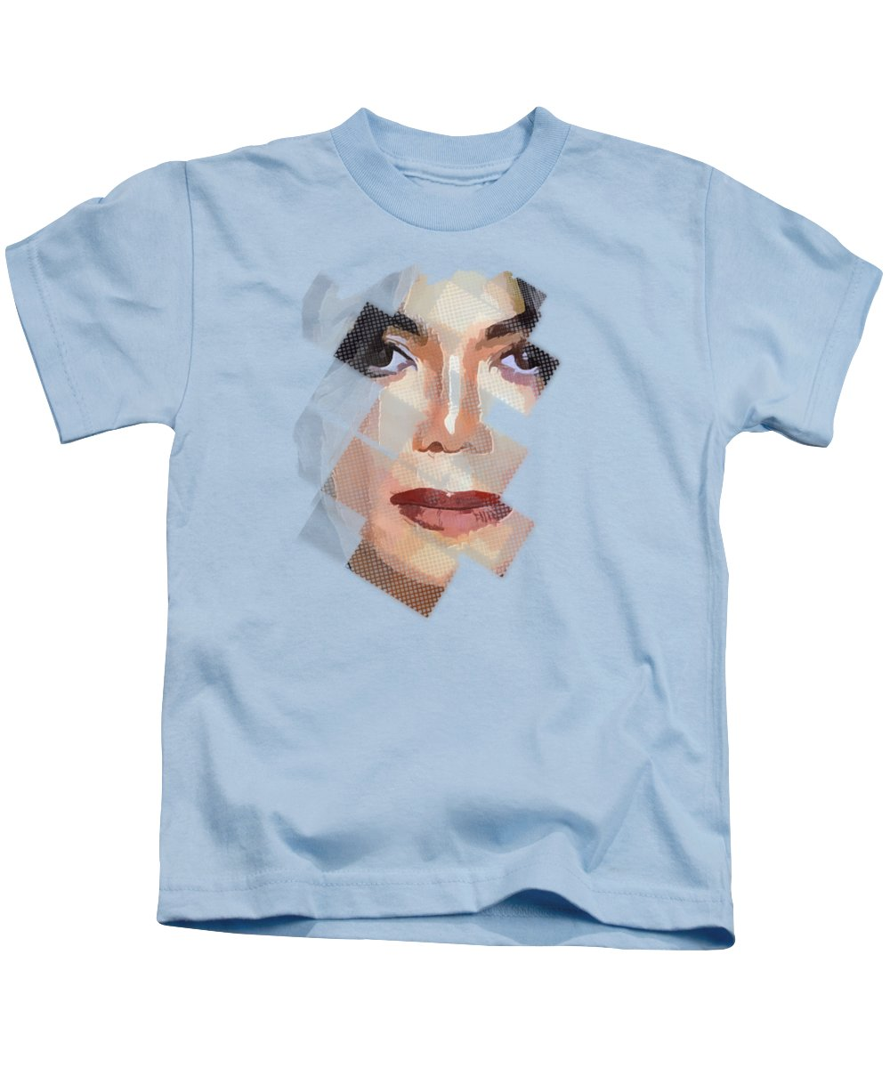 Michael Jackson Kids T-Shirts