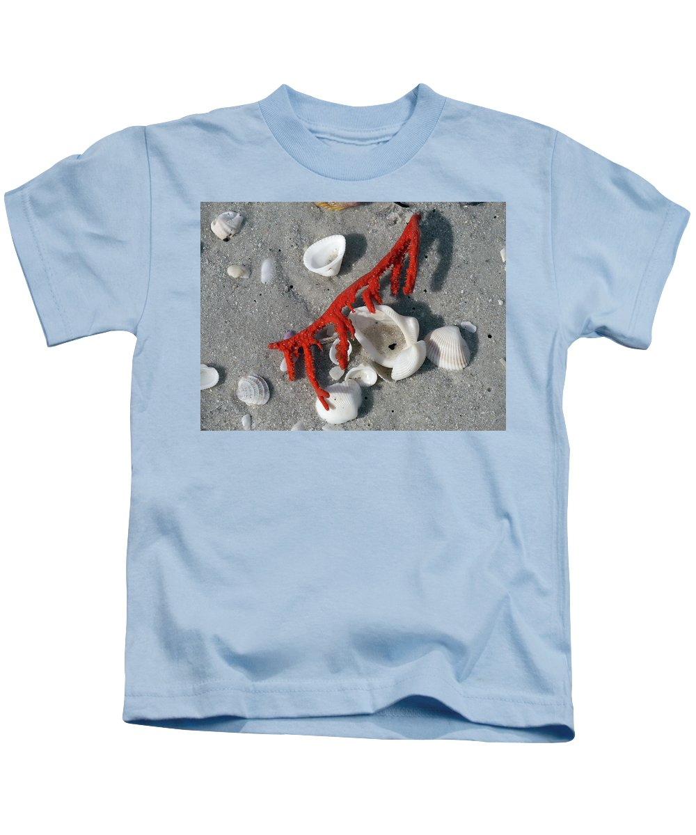 Naples Kids T-Shirt featuring the photograph Naples Florida Xvi by Tina Baxter