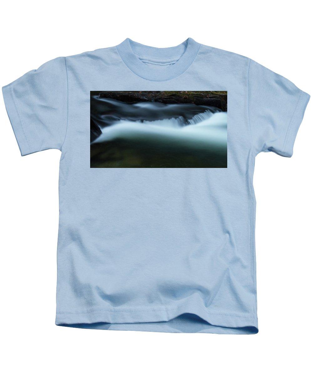 Creek Kids T-Shirt featuring the photograph Noontootla Creek #3 by Paul Rebmann