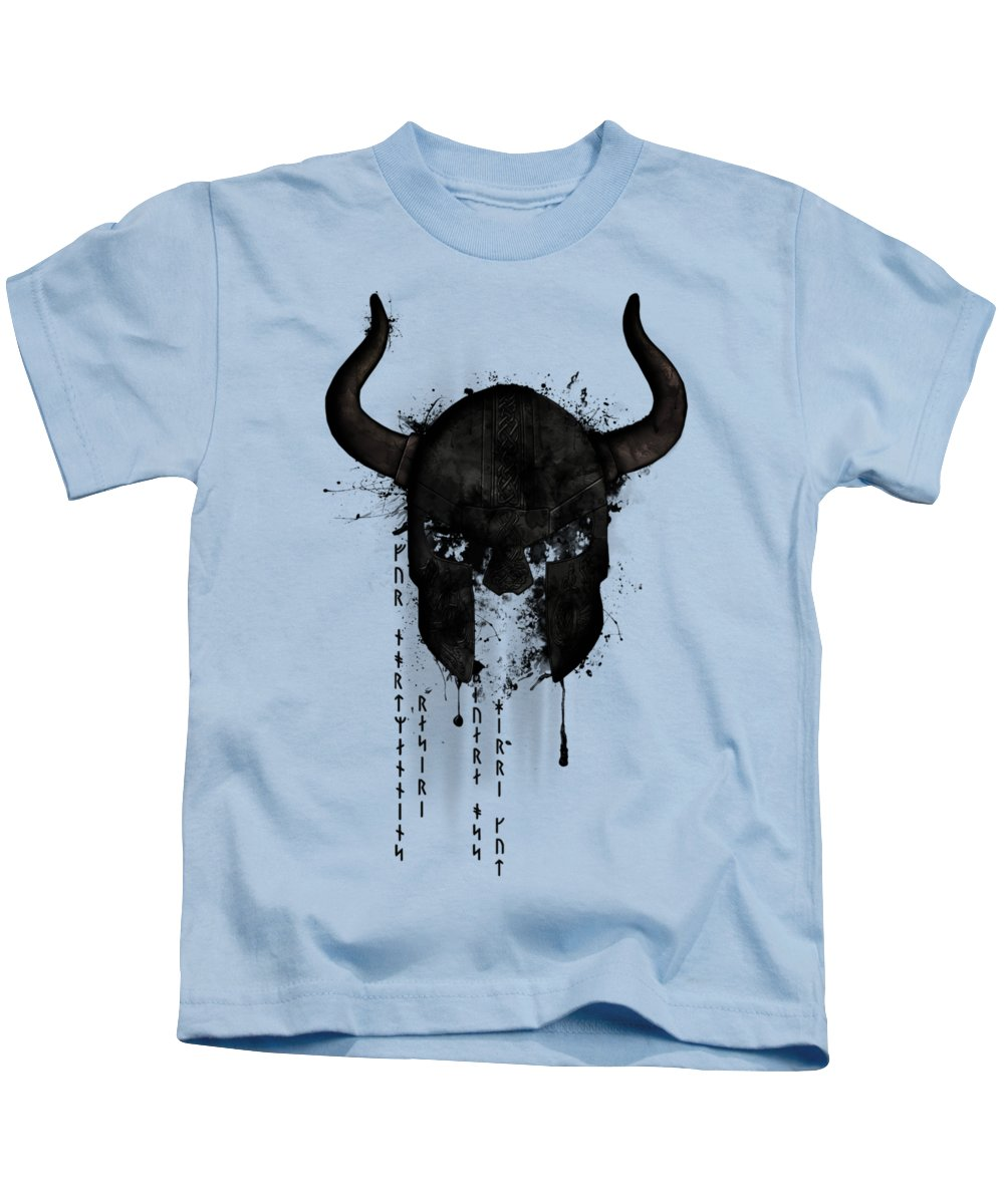 Helmets Kids T-Shirts