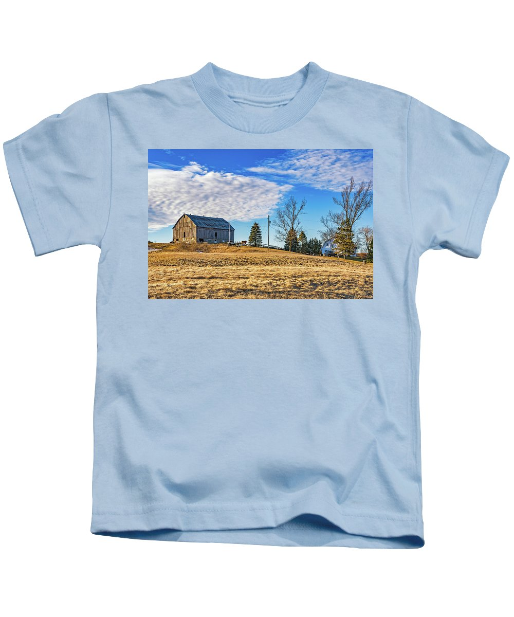 Hockley Valley Photographs Kids T-Shirts