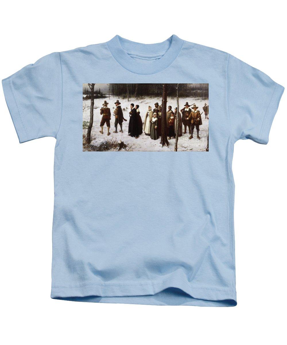 Puritan Kids T Shirts Fine Art America