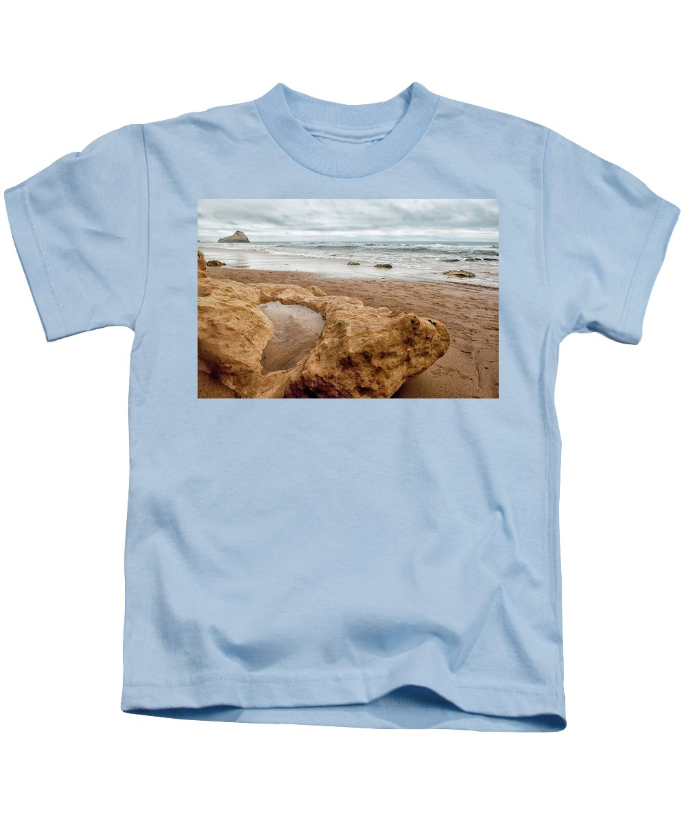 Kids T-Shirt featuring the photograph Portugal 5 by Vessela Banzourkova