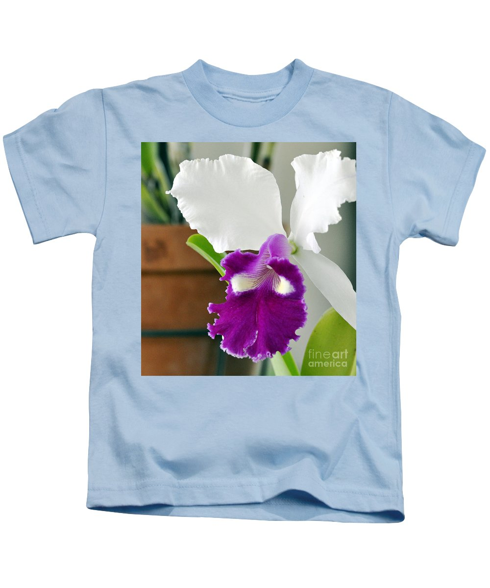 Clay Kids T-Shirt featuring the photograph Smile by Clayton Bruster