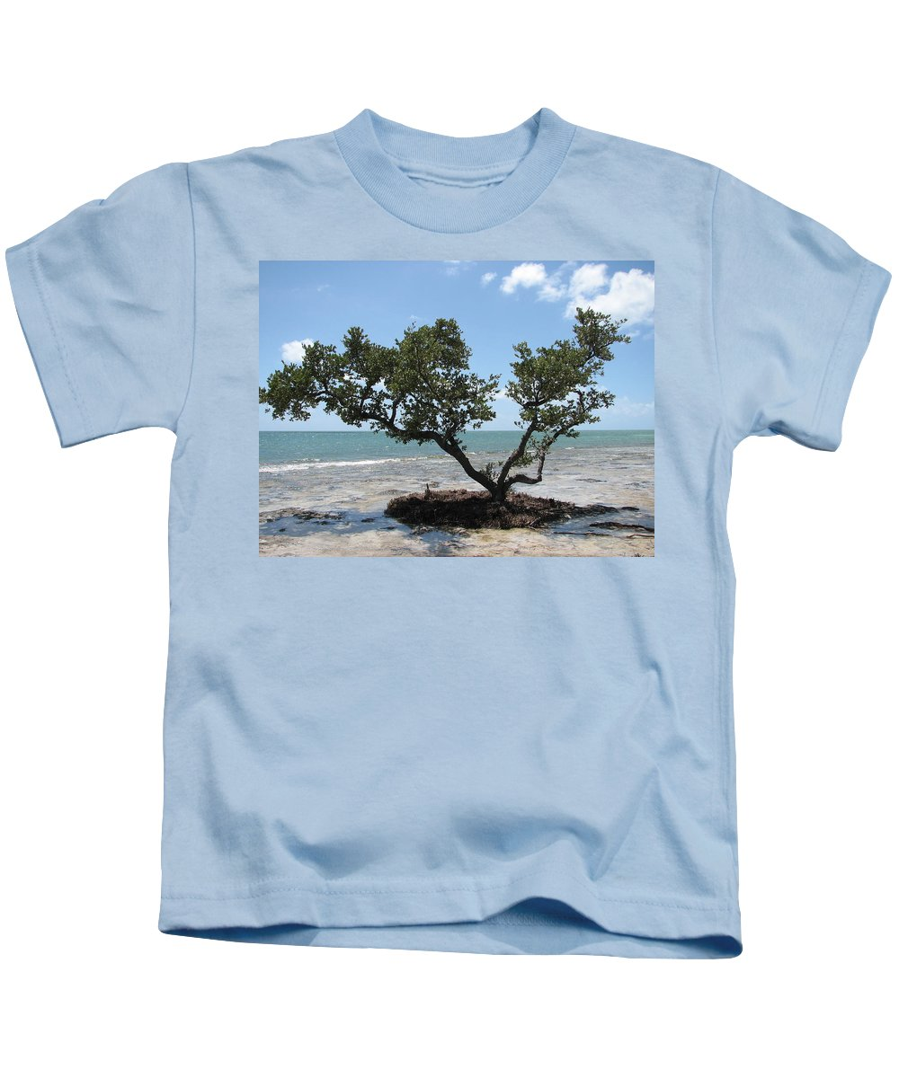 Beach Kids T-Shirt featuring the photograph Solitude by Stacey May