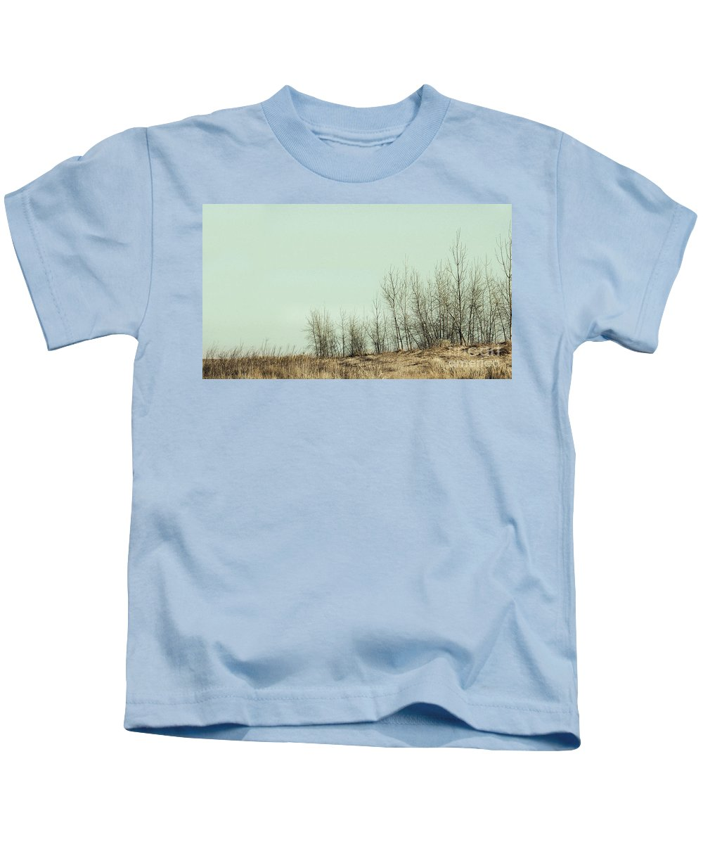 Trees Kids T-Shirt featuring the photograph The Things We Should Have Done To End Up Somewhere Else by Dana DiPasquale