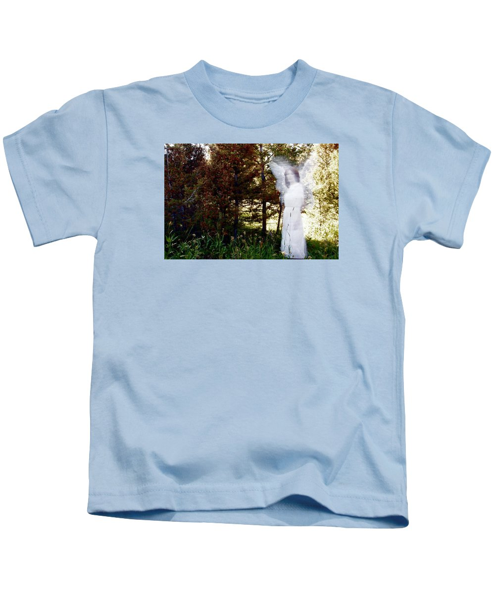 Kids T-Shirt featuring the photograph WG1 by Terry Wiklund