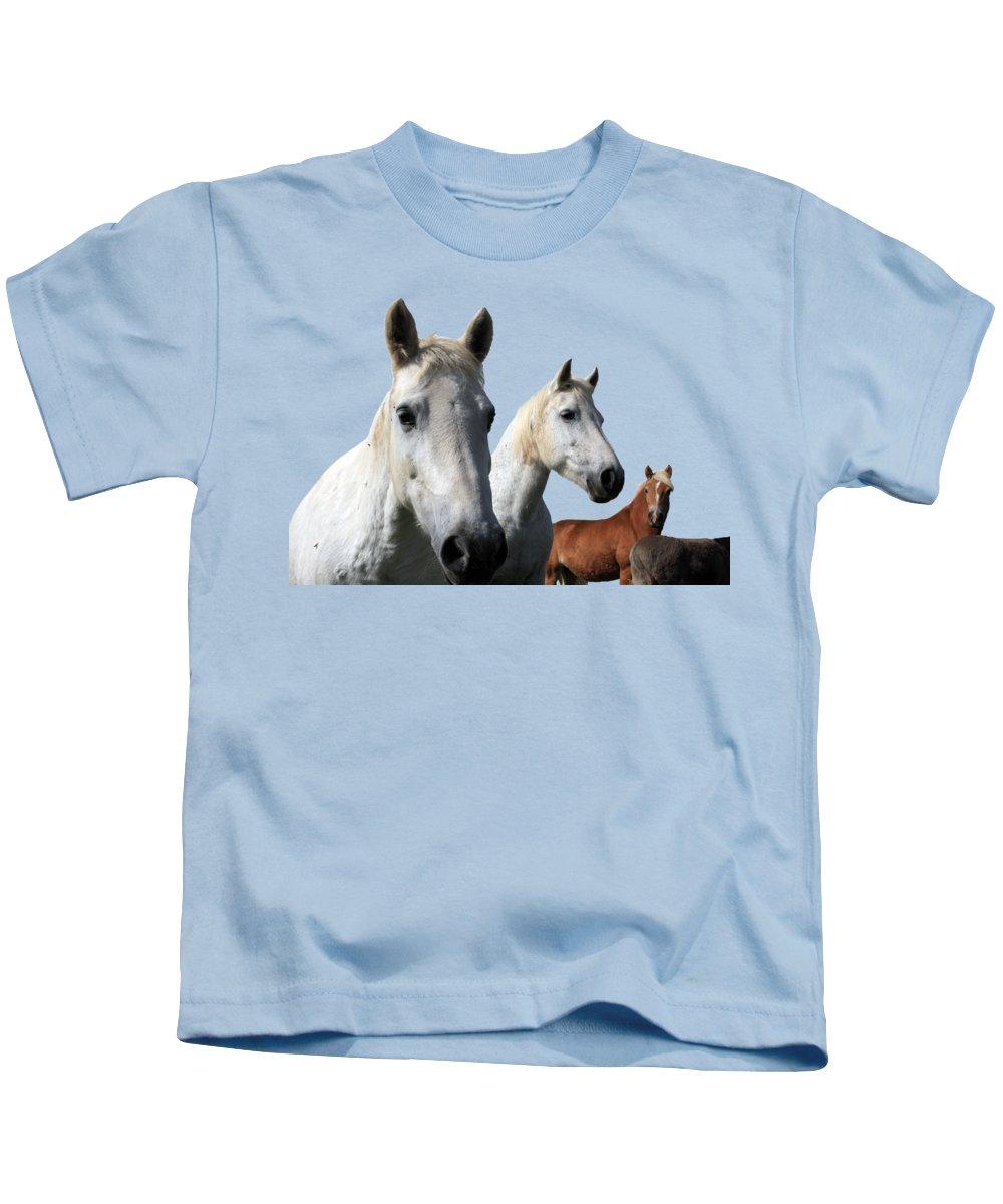 White Horse Kids T-Shirt