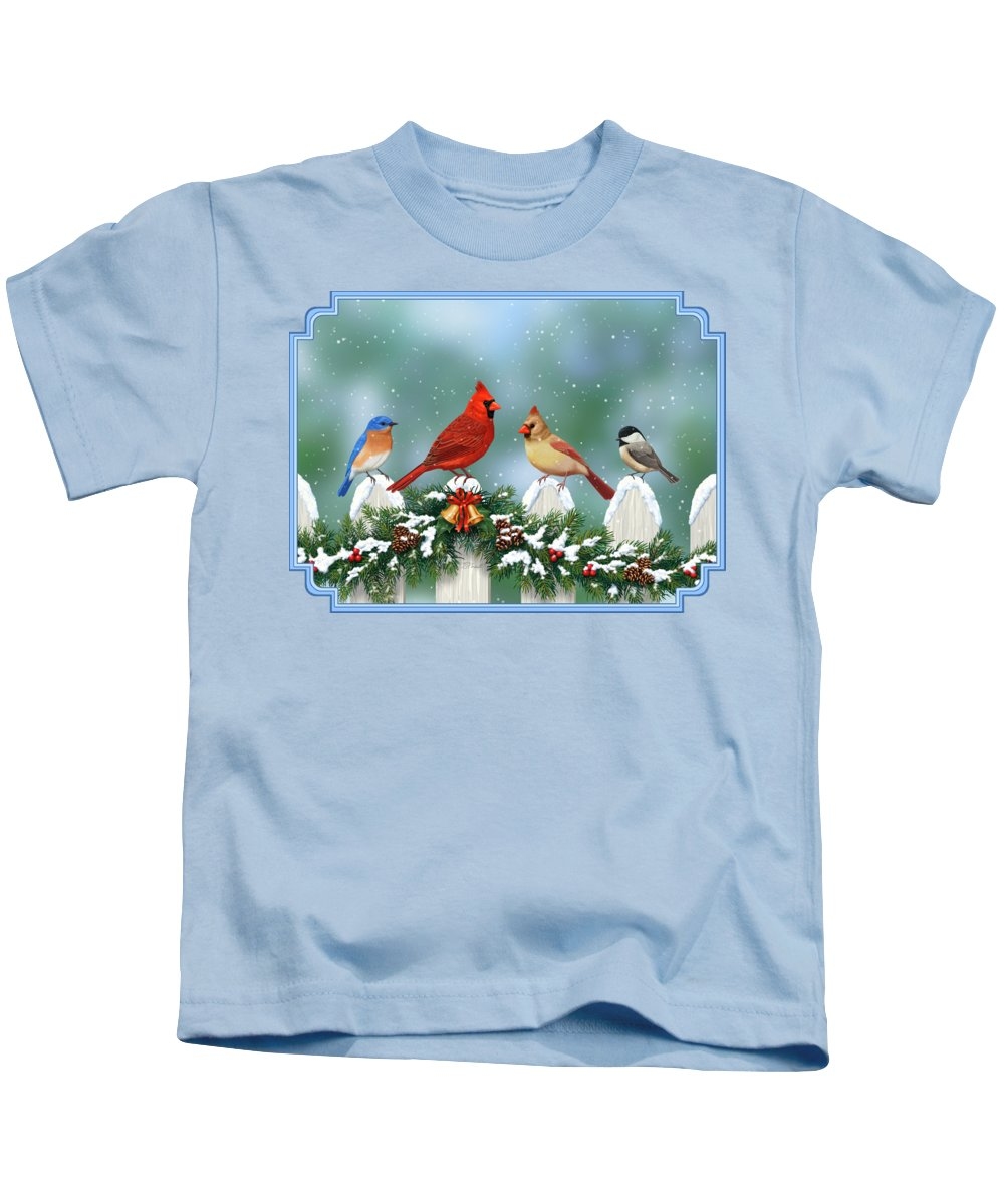 Cardinal Kids T-Shirts