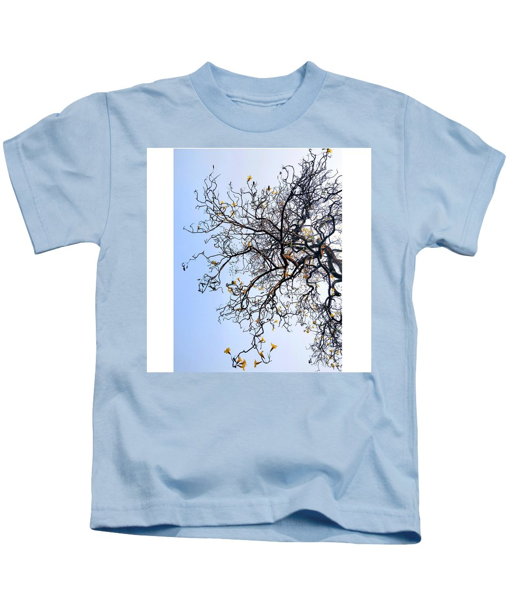 Autumn Kids T-Shirt featuring the photograph Autumn by Priya Hazra