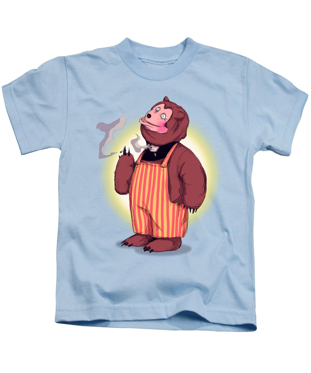 Billy Kids T-Shirts