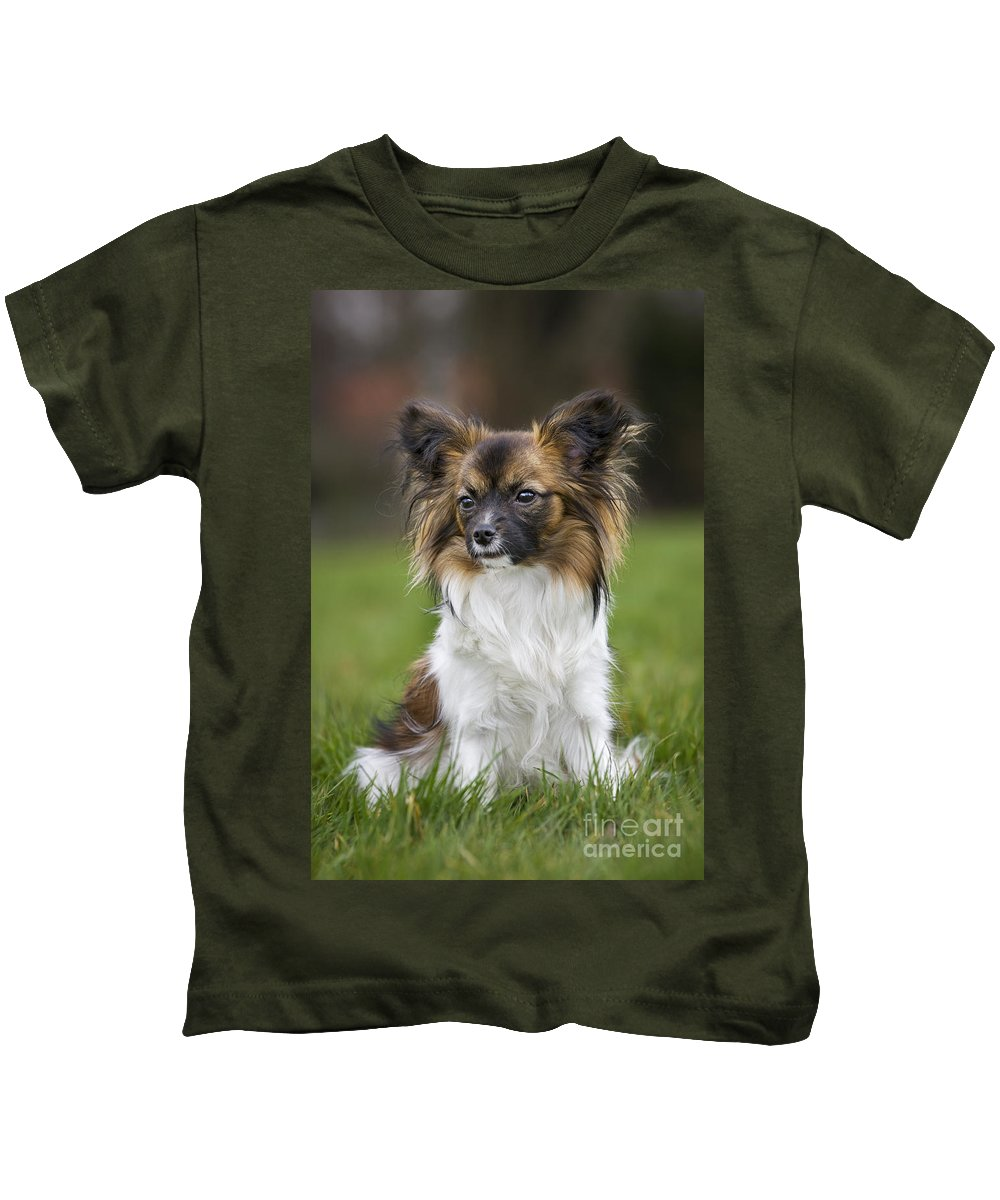 Mammal Kids T-Shirt featuring the photograph 110506p145 by Arterra Picture Library