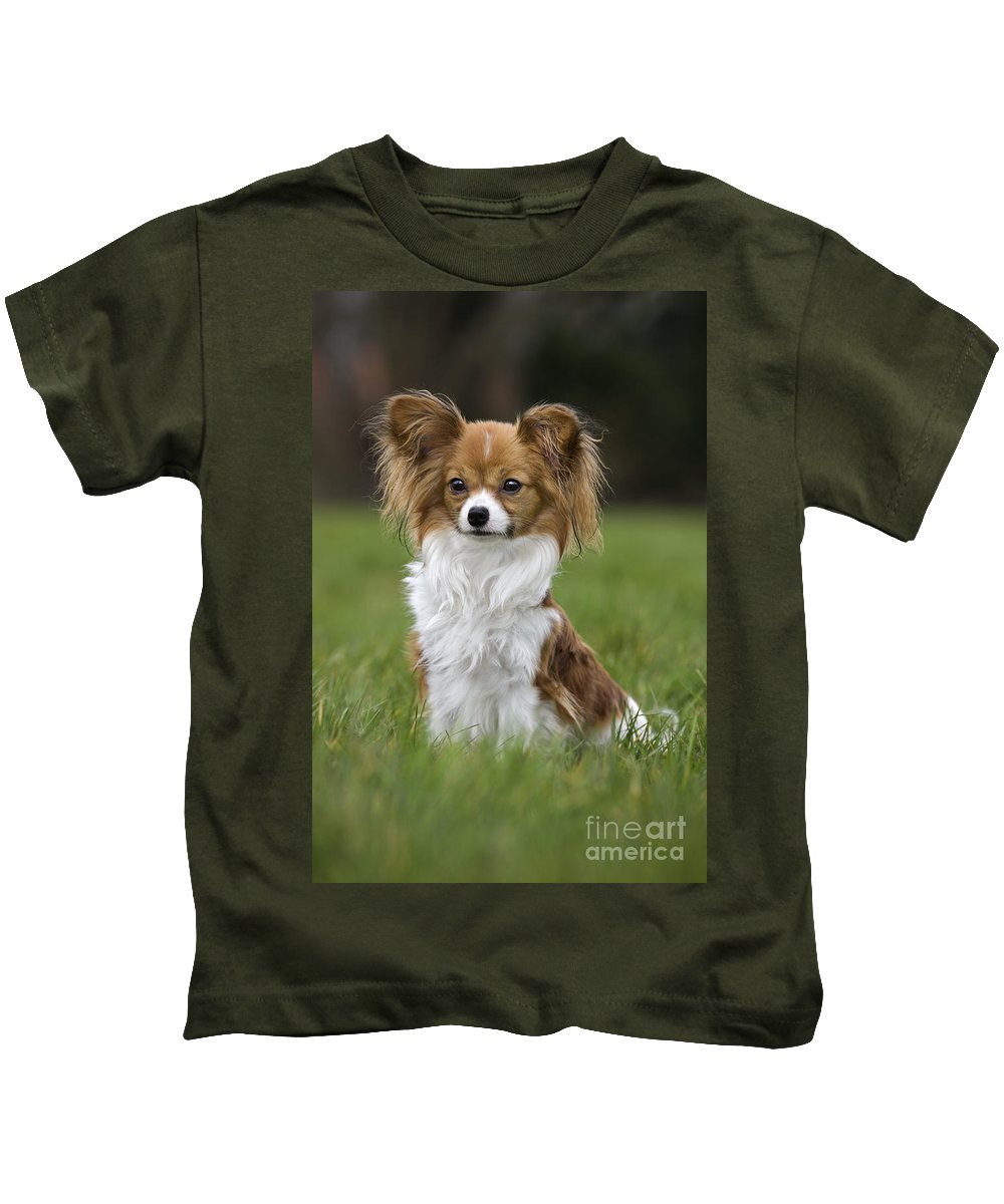 Mammal Kids T-Shirt featuring the photograph 110506p146 by Arterra Picture Library