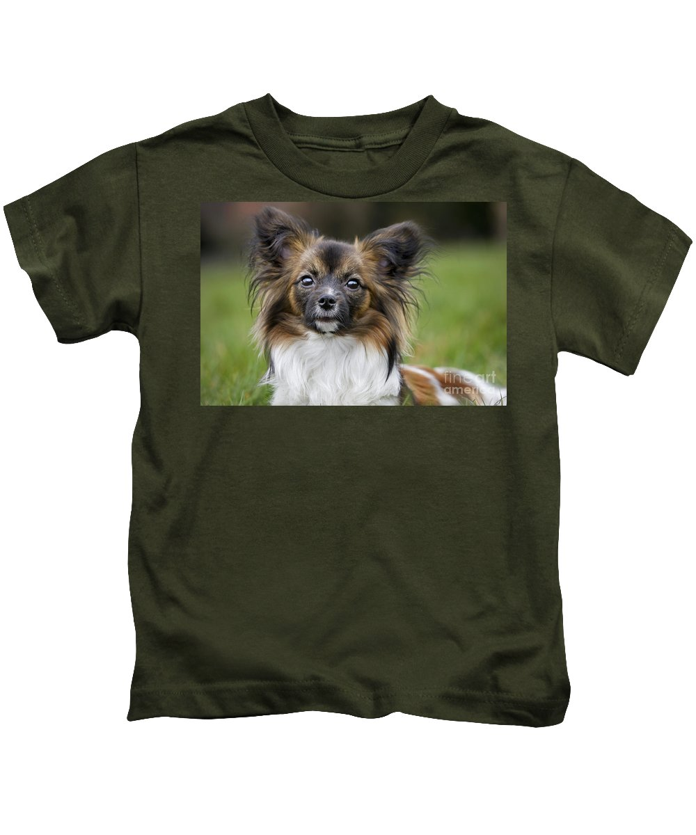 Mammal Kids T-Shirt featuring the photograph 110506p151 by Arterra Picture Library