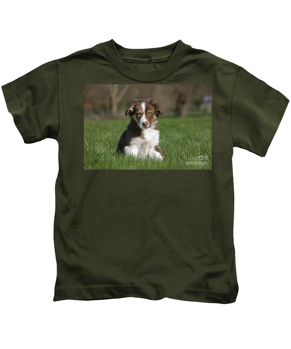 Mammal Kids T-Shirt featuring the photograph 110506p160 by Arterra Picture Library