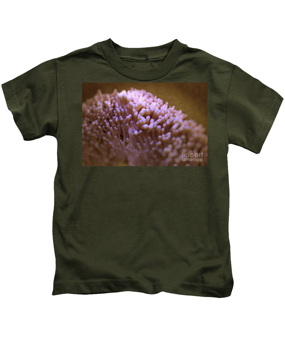 Lungs Kids T-Shirt featuring the photograph Cilia Of The Respiratory Tract by Science Picture Co