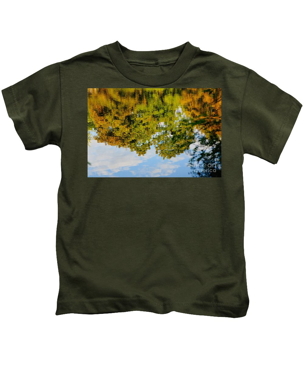 Parks Kids T-Shirt featuring the photograph Washington Park by Jeffery L Bowers