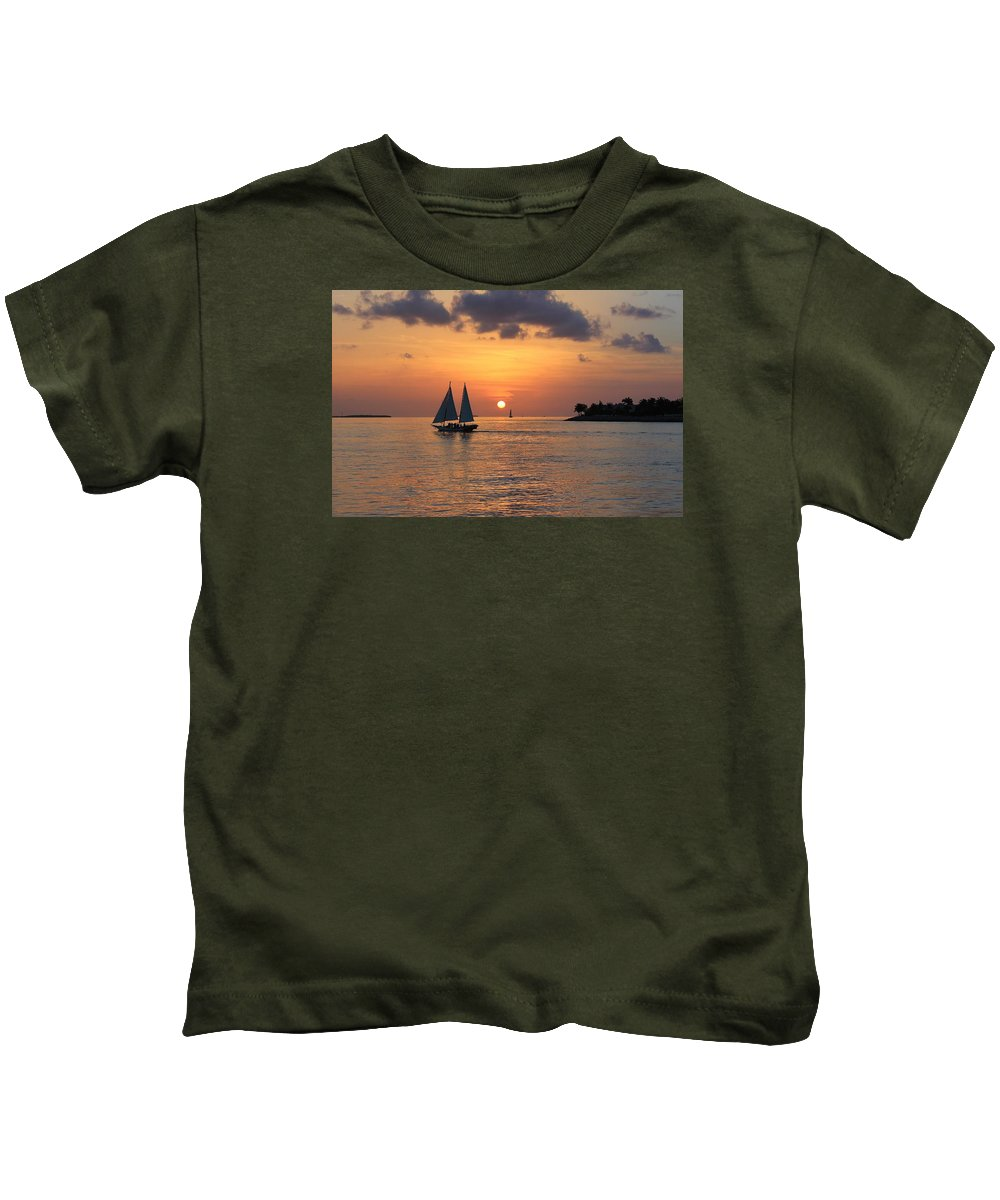 Sea Kids T-Shirt featuring the photograph White Pea by Iryna Goodall