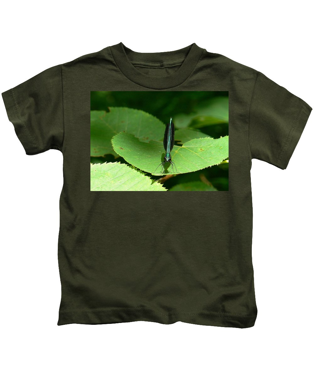 Life Kids T-Shirt featuring the photograph Ancient Friend by Natalie LaRocque