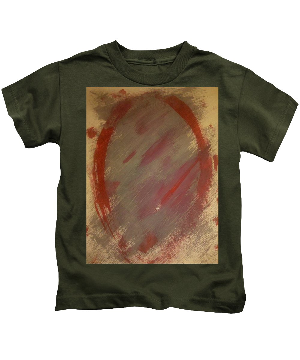 Egg Kids T-Shirt featuring the photograph Art Therapy 22 by Michele Monk