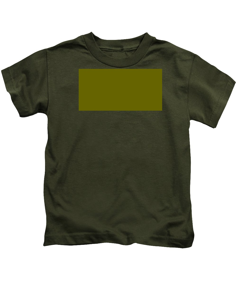 Abstract Kids T-Shirt featuring the digital art C.1.102-100-0.2x1 by Gareth Lewis